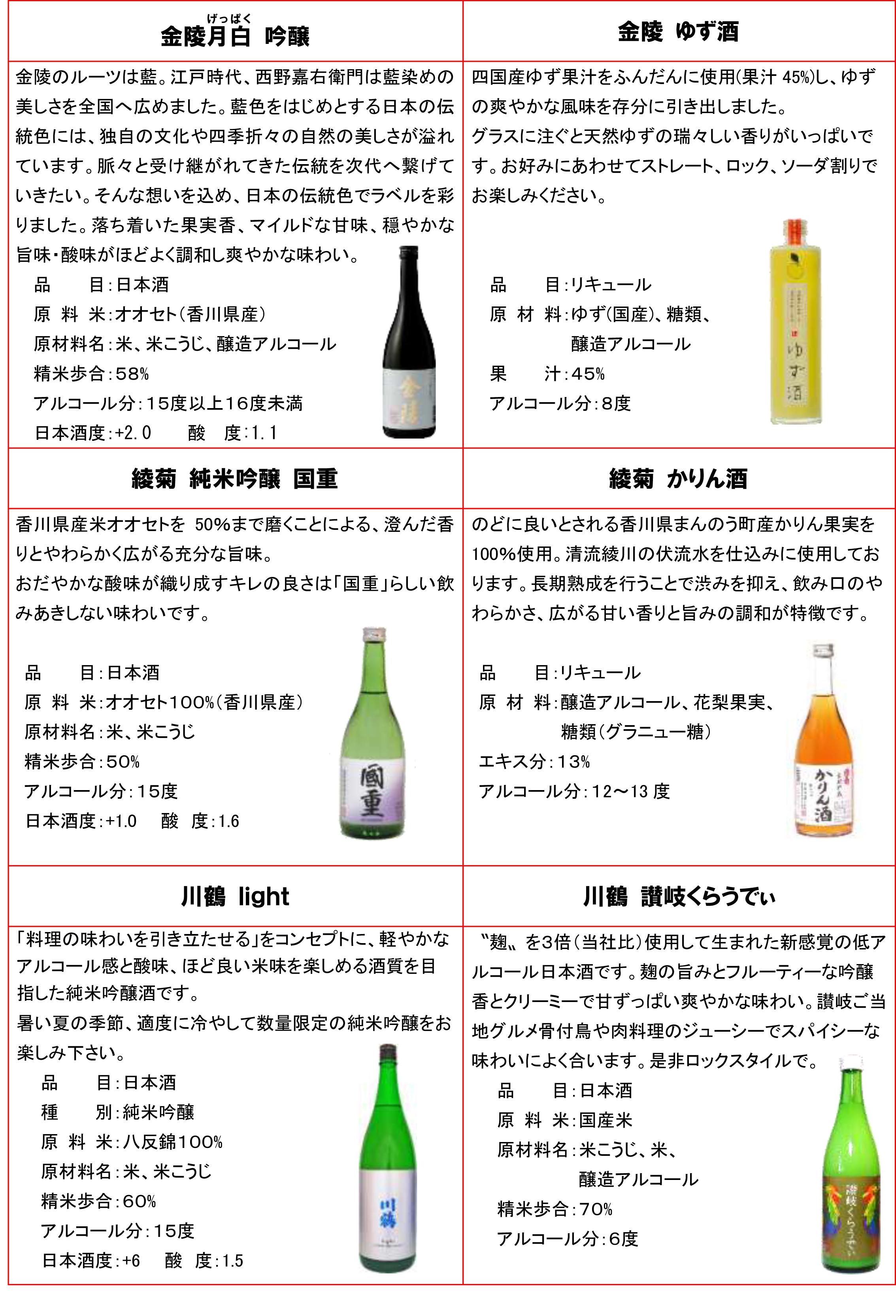 旬彩館試飲会20190614-2